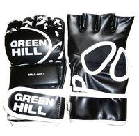 Перчатки MMA-0057 (XL; чёрные)