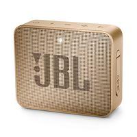 Колонка беспроводная JBL GO 2 (шампань)