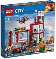 """LEGO City """"Пожарное депо"""""""