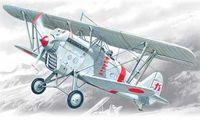 """Японский истребитель """"Ки-10-ІІ"""" (масштаб: 1/72)"""