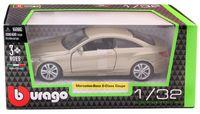 """Модель машины """"Bburago. Mercedes Benz E-Class Coupe"""" (масштаб: 1/32)"""