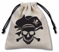 """Мешочек для хранения кубиков и карт """"Пиратский"""""""