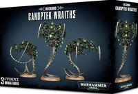 Warhammer 40.000. Necrons. Canoptek Wraiths (49-14)