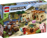 """LEGO Minecraft """"Патруль разбойников"""""""