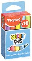 """Мел цветной для доски """"Color Peps"""" (10 цветов)"""