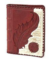 Обложка сувенирная с недатированным ежедневником малым (007-08-29-15)