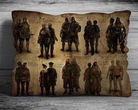 """Подушка """"Dark Souls"""" (арт. 6; 28х38 см)"""