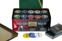 """Набор для покера """"Holdem Light Premium"""" (200 фишек)"""