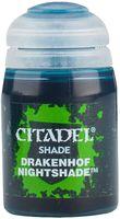 """Краска акриловая """"Citadel Shade"""" (drakenhof nightshade; 24 мл)"""