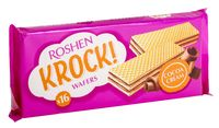 "Вафли ""Krock! Cocoa Cream"" (142 г)"