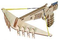 """Сборная деревянная модель """"Арбалет малый"""" (однозарядный; арт. ПМ17-01)"""