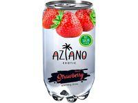 """Напиток газированный """"Aziano. Клубника"""" (350 мл)"""