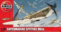 "Истребитель ""Supermarine Spitfire MkIa"" (масштаб: 1/72)"