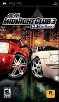 Midnight Club 3: DUB Edition (PSP)