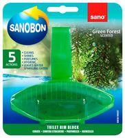 """Освежитель для унитаза """"Green Forest"""" (55 г)"""
