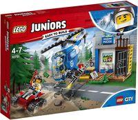 """LEGO Juniors """"Погоня горной полиции"""""""