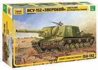 """Сборная модель """"Советский истребитель танков ИСУ-152 """"Зверобой"""" (масштаб: 1/35)"""