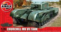 "Пехотный танк ""Churchill MkVII"" (масштаб: 1/76)"