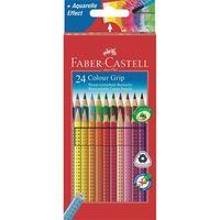 Цветные карандаши GRIP 2001 в картонной коробке (24 цвета)