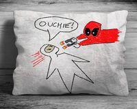 "Подушка ""Deadpool"" (art.1)"