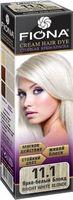 """Крем-краска для волос """"Fiona"""" (тон: 11.1, ярко-белый блонд)"""