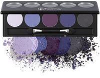 "Палетка теней для век ""Color Palette Eye Shadow"" (тон: 010, lilac harmony)"