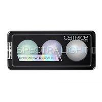 """Палетка теней для век """"Spectra Light Eyeshadow Glow Kit"""" (тон: 020)"""