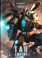 """Warhammer 40000 """"Codex: Tau Empire"""" (EN)"""