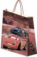 "Пакет бумажный подарочный ""Cars"" (28х34х9 см; арт. CRAA-UG1-2834-Bg)"