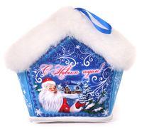 "Подарочная упаковка ""Ледяная избушка"""