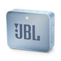 Колонка беспроводная JBL GO 2 (голубой)