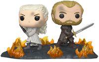 "Фигурка ""Game of Thrones. Daenerys and Jorah with Swords"""