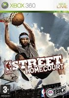 NBA Street Homecourt (Xbox 360, LT + All, титровый перевод на русский)