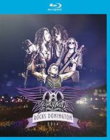Aerosmith. Rocks Donington (Blu-Ray)