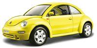 "Модель машины ""Bburago. Volkswagen New Beetle"" (масштаб: 1/24)"