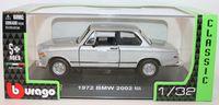"""Модель машины """"Bburago. BMW 2002tii"""" (масштаб: 1/32)"""