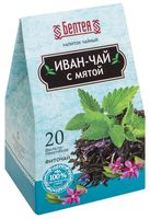 """Фиточай """"Белтея. Иван-чай с мятой"""" (20 пакетиков)"""