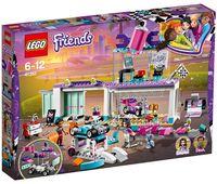 """LEGO Friends """"Мастерская по тюнингу автомобилей"""""""