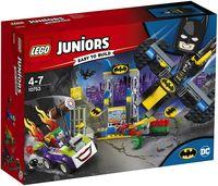 """LEGO Juniors """"Нападение Джокера на Бэтпещеру"""""""