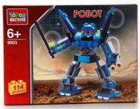 """Конструктор """"Робот"""" (114 деталей)"""