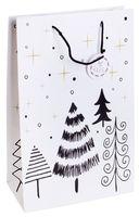 Пакет бумажный подарочный (25х34,5х8,5 см; арт. APF464320)
