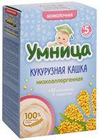 """Детская каша Умница """"Низкоаллергенная кукурузная"""" (200 г)"""