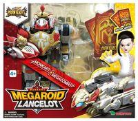 """Робот-трансформер """"Monkart. Megaroid Lancelot"""""""