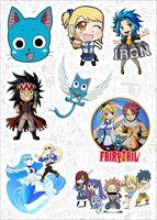 """Набор наклеек №150 """"Fairy Tail"""""""
