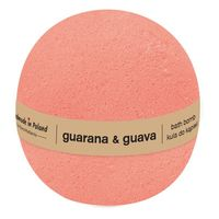 """Бурлящий шар для ванны """"Гуарана и гуава"""" (200 г)"""