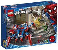 """LEGO Super Heroes """"Человек-Паук против Доктора Осьминога"""""""