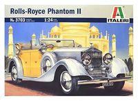 """Сборная модель """"Автомобиль Rolls Royce Phantom II"""" (масштаб: 1/24)"""