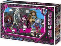 """Пазл """"Monster High 1"""" (60 элементов)"""