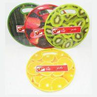 Доска разделочная бамбук/пластмасса (30*1,3 см, арт. HH3030B)