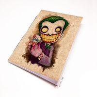 """Блокнот крафт """"Джокер"""" А5 (арт. 045)"""